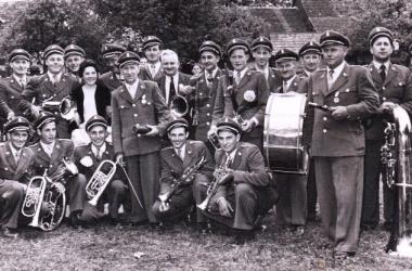 Gruppenfoto 1955