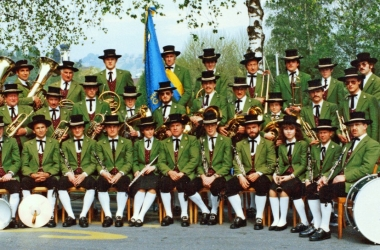 Gruppenfoto 1983