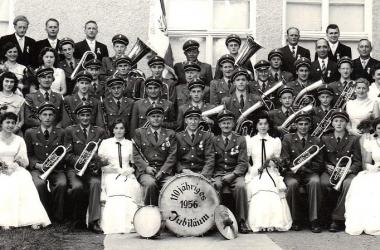 Gruendungsfest 1956 - 110 Jahre