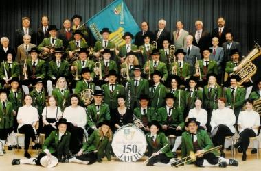 Gruendungsfest 1996 - 150 Jahre