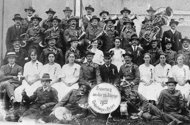 Gründungsfest 75 Jahre MVG – 1921